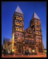 Day 1: Lund Cathedral by MasterGnu