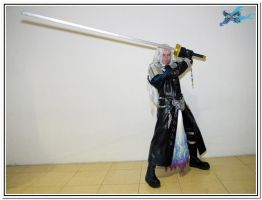 Sephiroth-Final fantasy dissidia by cerezosdecamus