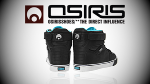 Osiris Shoes. by NNton