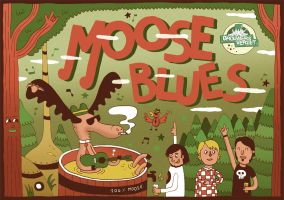 MOOSE BLUES by laresistance