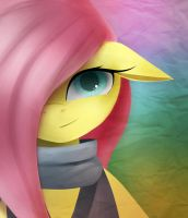 [MLP] Just Fluttershy by TwistedMindBrony