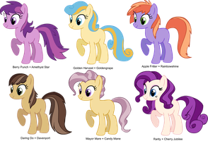 Random MLP:FiM shipping adopts CLOSED by AdolfWolfed4Life