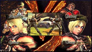 GOW Cammy SFXT short hair Download by MaesterLee