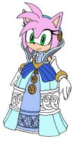 Lady of the lake or Amy Rose by ASB-Fan