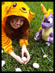 (Spyro) Sheila the Kangaroo Cosplay by KrazyKari