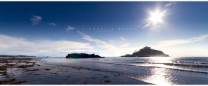 St Michael's Mount by geckokid