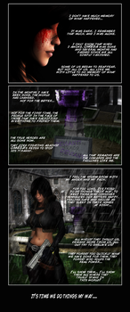 Deviant Universe: OR - Epilogue Page by thedude255
