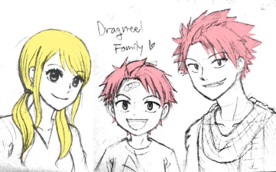 Dragneel family? by Dunyahu