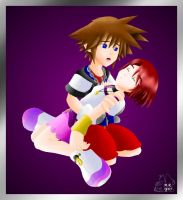 Wake up, Kairi by purplelemon
