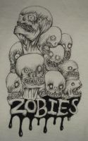 Zobies by PeaceEatter