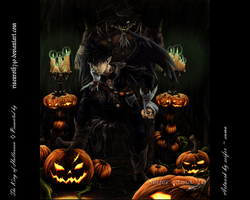 The King of Halloween Wallie by RivenRoth740