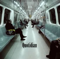 Quotidian by Aquamarin-Graphics