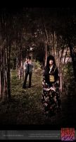 HELL GIRL : ENMA AND REN by stringedpantomime