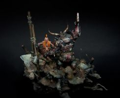 Your Waaagh ends here! by MassIveVoodoo