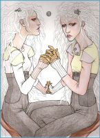 The Twins H+Y by Radishes