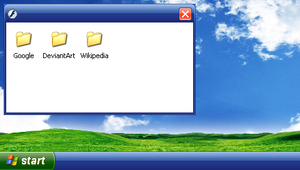 PXP, A Windows XP for PSP by RaMedia