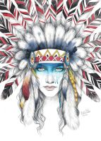 Indian by rivyinrivendell