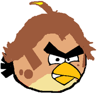 Jared Padalecki The Angry Bird by Xiaolin101