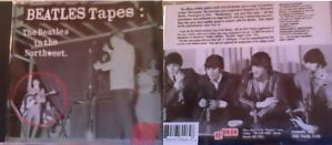 Beatles Tapes Northwest Interview Tape Bootleg CD by BeatlesBoy26