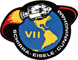 Apollo 7 Patch by GeneralTate