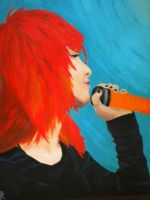 Hayley by thezoemonster