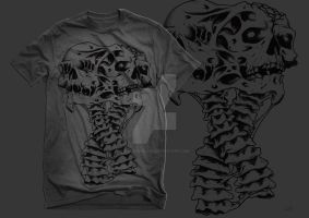 Spineless Design for sale by TheFranology