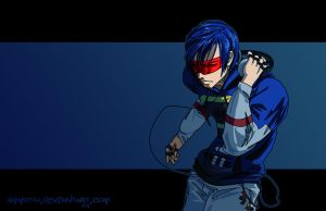 humanized soundwave by Ammotu