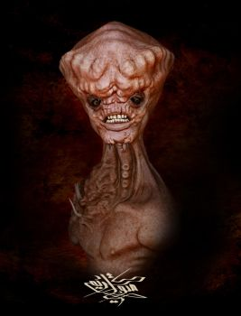 ZBrush Creature 2 by PSD-EMPIRE