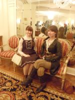 AnimeUSA 2012 - Lolita and Steam by LadyduLac