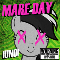 Mare Day - UNO! by JimmytheTiger696