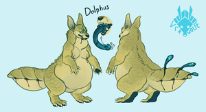 dolphus by VCR-WOLFE