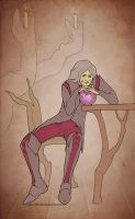 Rumplestiltskin, again by spanielf