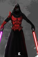 Sith Lord by ranits123