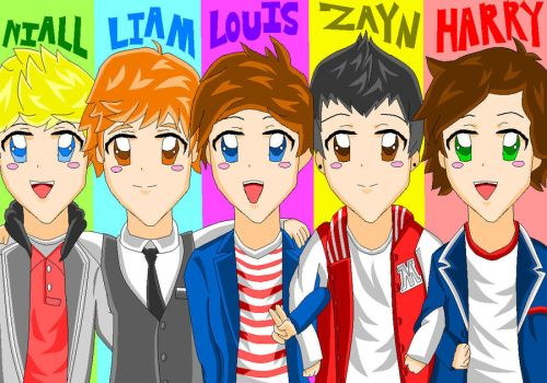 One Direction by OneDirectionFanJohn