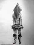 Pyramid...Head? by Pyramid-HeadApproves