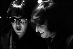 Paul and John by OnlyLoveWillLast