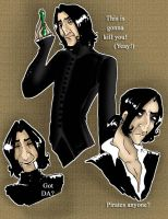 Snape Time by SeverusPet