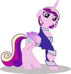 Cadance Cosplay by UP1TER