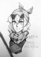SoA: Pen Challenge - Bee by Galember