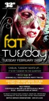 Fat Tuesday by longdesinzzz