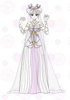Princess Chiyoko OTD by CrystalSetsuna