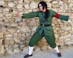 Kung Fu China - Hetalia by RedeadDie