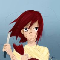 FT: Edo-Erza by pied-melo