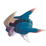 Mega Evolution: Sharpedo by Kydeka