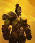 Grommash Hellscream - 2014 by JiHunLee