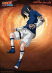 Sasuke Uchiha Cursed Seal by David-Y-F
