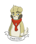 Jonathan the Jacketmonster by SteamMouse