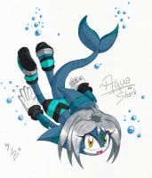 91. Aqua Dive by Amarena-Berry