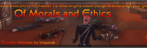 Of Morals And Ethics 1 by Lindale-FF