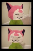 Skitty Hat by HijackedaRainbow